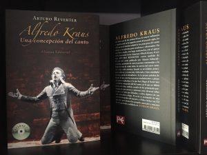 """Ecos del libro """"Alfredo Kraus. Una concepción del canto"""""""