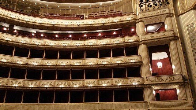 """Netrebko y Bezcala en """"Adriana  Lecouveur"""" en Viena 2017"""