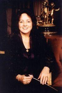 Fallece la directora de orquesta Elena Herrera en Oviedo