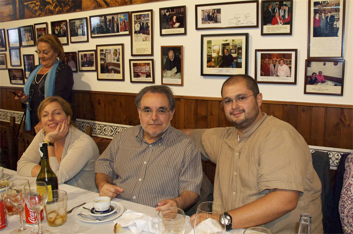 Crónica del viaje a La Coruña del 24 al 26 de septiembre de 2010