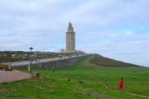 La Coruña 7 al 8 de septiembre de 2011: Crónica del viaje