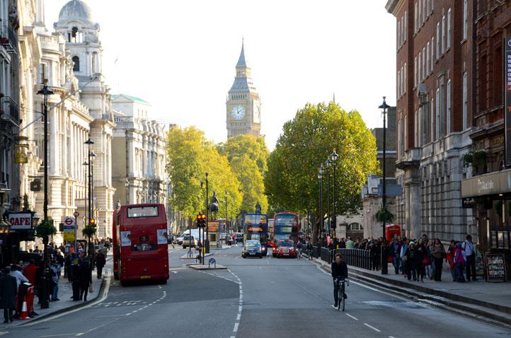 Viaje a Londres del 29 de Octubre al 3 de Noviembre de 2011