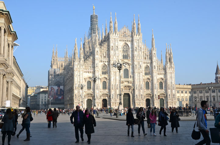 Viaje a Italia 28 octubre/4 noviembre