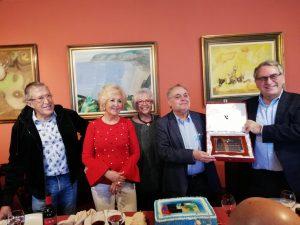 Homenaje a José Carlos González Abeledo