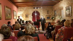 XVI Concierto anual en homenaje a Alfredo Kraus