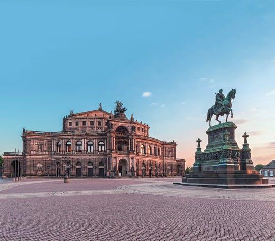 Cuentos de Hoffmann en Dresde del 16 A 19-4 2020