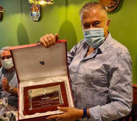 En este momento estás viendo Emilio Sagi nombrado Socio de Honor de ALAAK